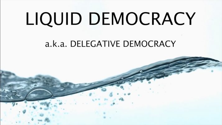Liquid Democracy